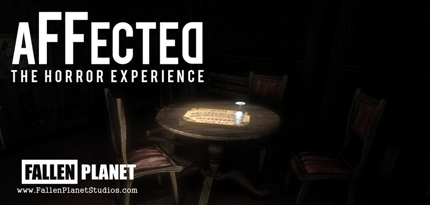 Affected — The Virtual Reality Horror Experience