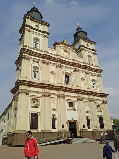 Архикафедральный собор Воскресения Христового