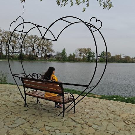 Озеро и любовный остров