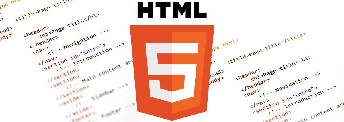 HTML история развития