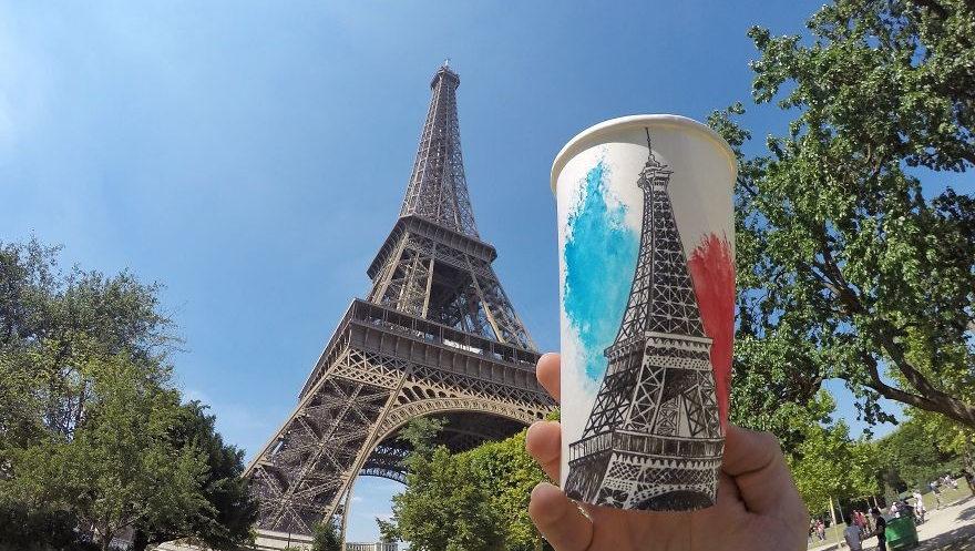 Путешествуйте. Париж