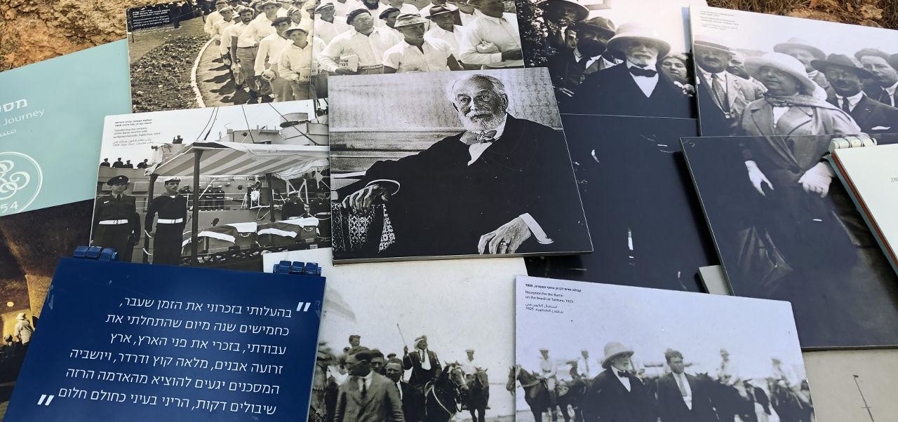 История филантропа Эдмона Ротшильда и его семьи
